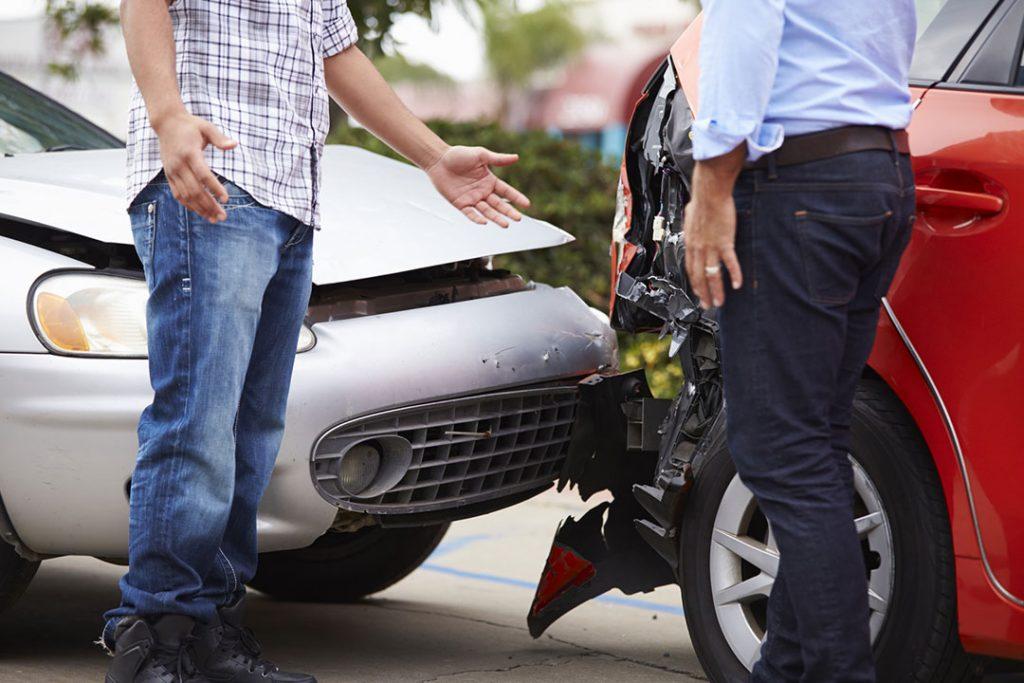 car accident causes statistics
